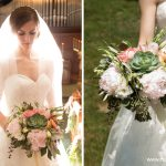 bloom floral design wedding bouquet glow northern michigan