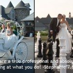 castle farms preferred wedding photo vendor