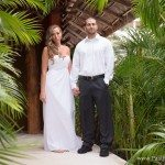 isla mujere privilege aluxes wedding photo