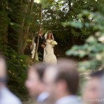 wedding mackinac island at grotto inn at stonecliffe photo