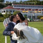mission point resort wedding venue photo