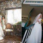 photo bride portrait wedding dress gown photography