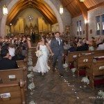 wedding petoskey michigan church photo