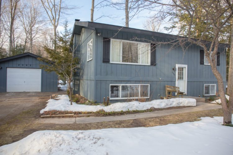 conway michigan home for sale northern michigan