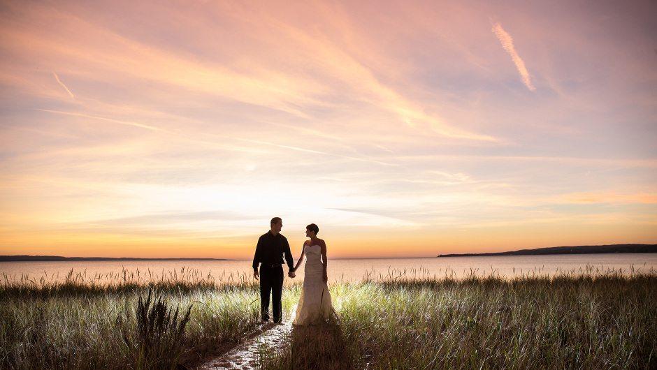 Northern Michigan Wedding Photographer Petoskey Traverse